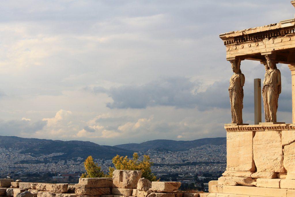 האקרופוליס באתונה