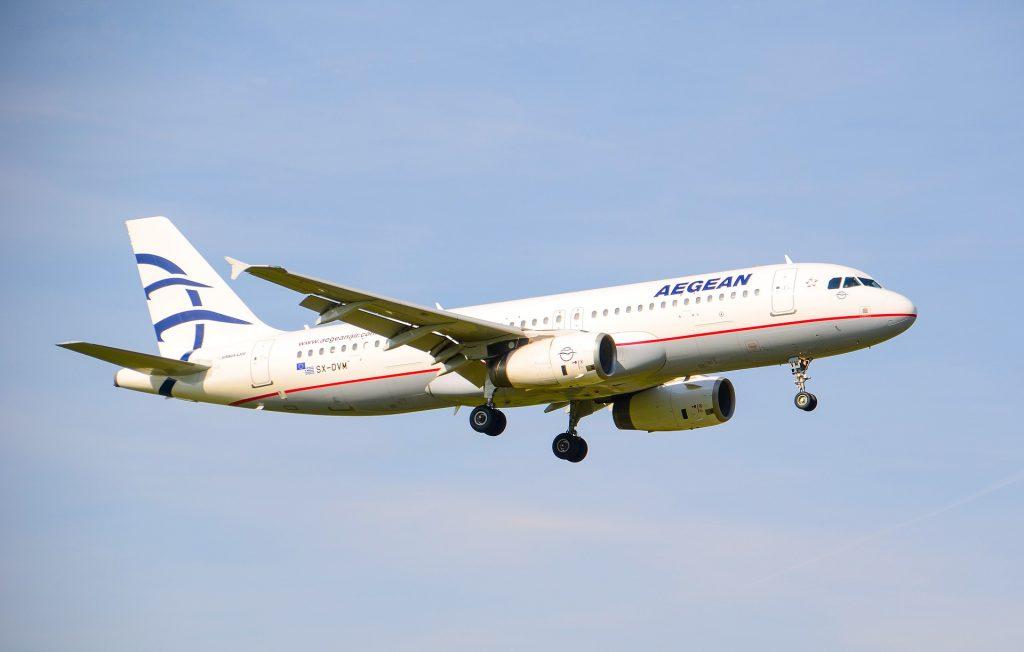 מטוס נמל תעופה יוון