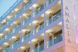 מלון עמליה אתונה
