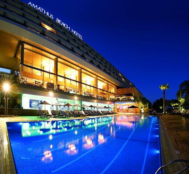 מלון אמאתוס ביץ לימסול