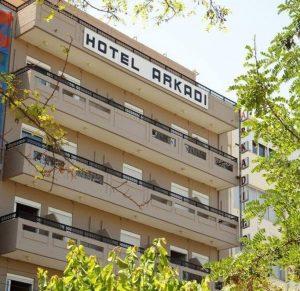 מלון ארקדי