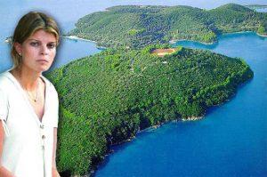 האי סקורפיוס בבעלותה של אתינה אונאסיס