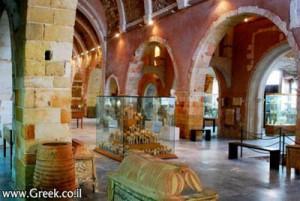 המוזיאון הארכיאולוגי של חאניה