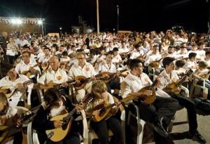 תזמורת נגני המנדולינה הגדולה בעולם