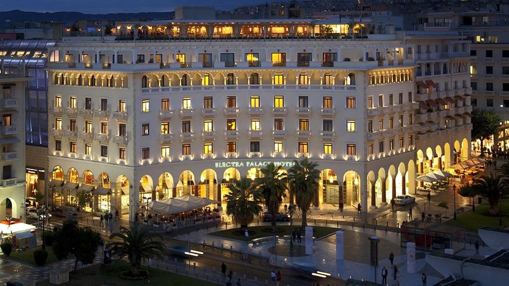 מלון אלקטרה פאלאס סלוניקי