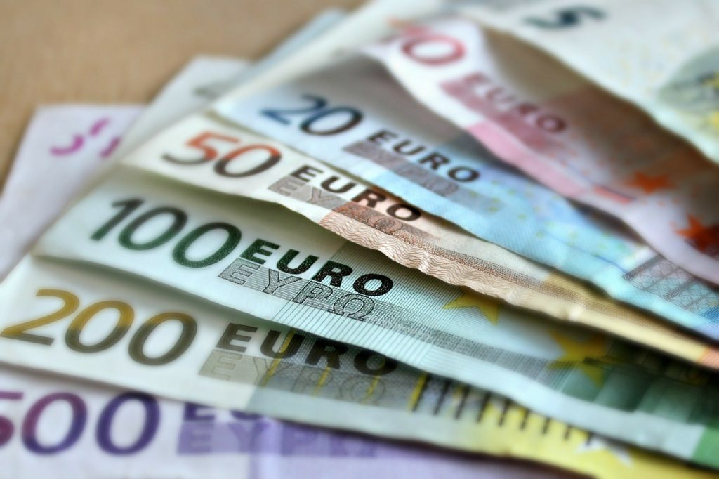המטבע ביוון הוא אירו