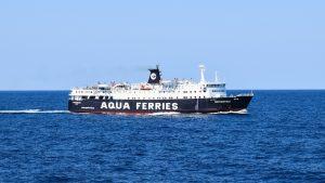 מעבורת ביוון