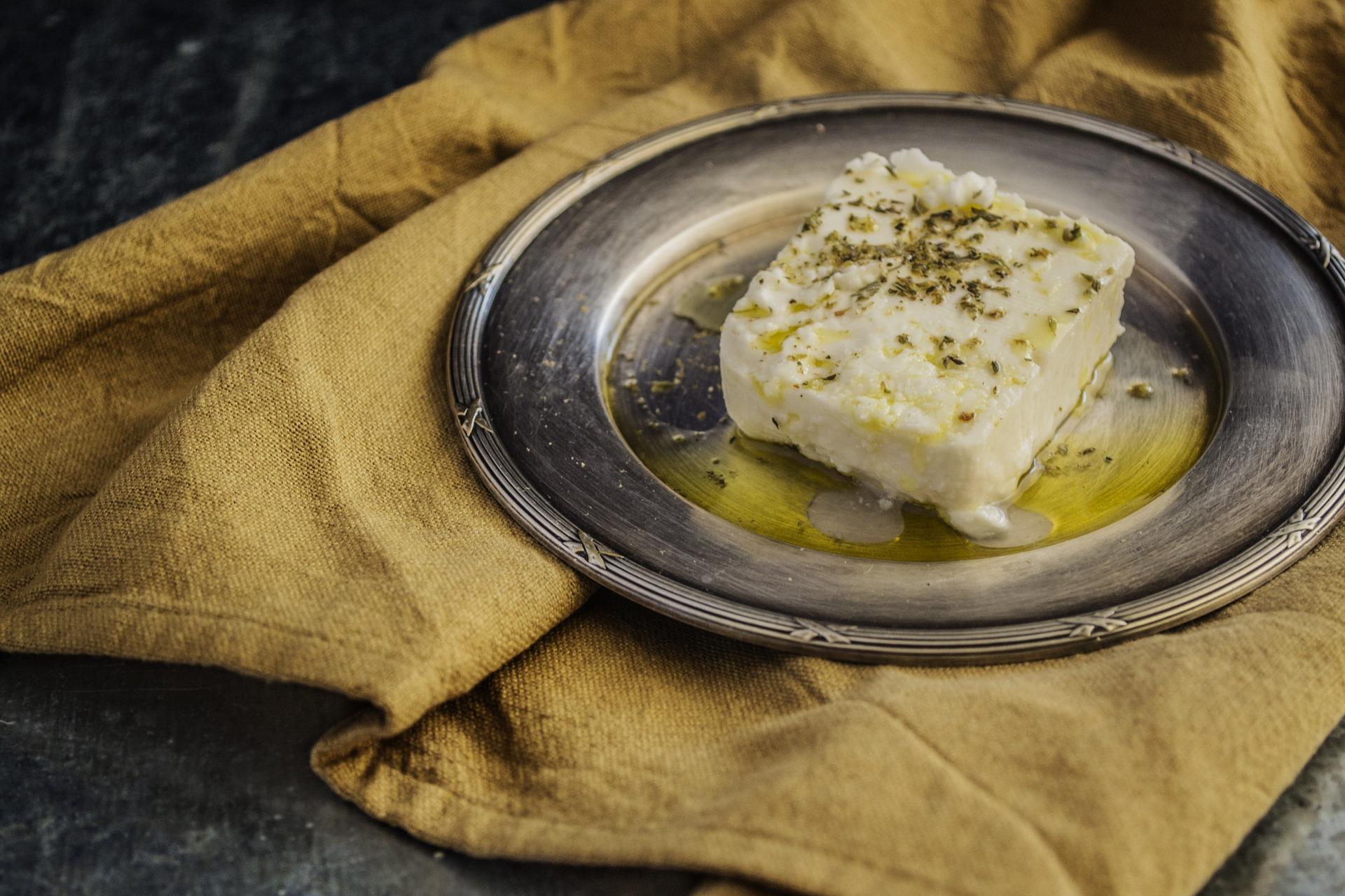 גבינת פטה יוונית