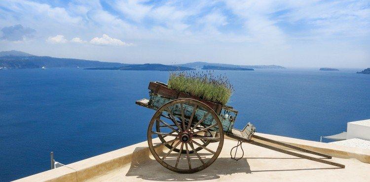 נופה המדהים של יוון