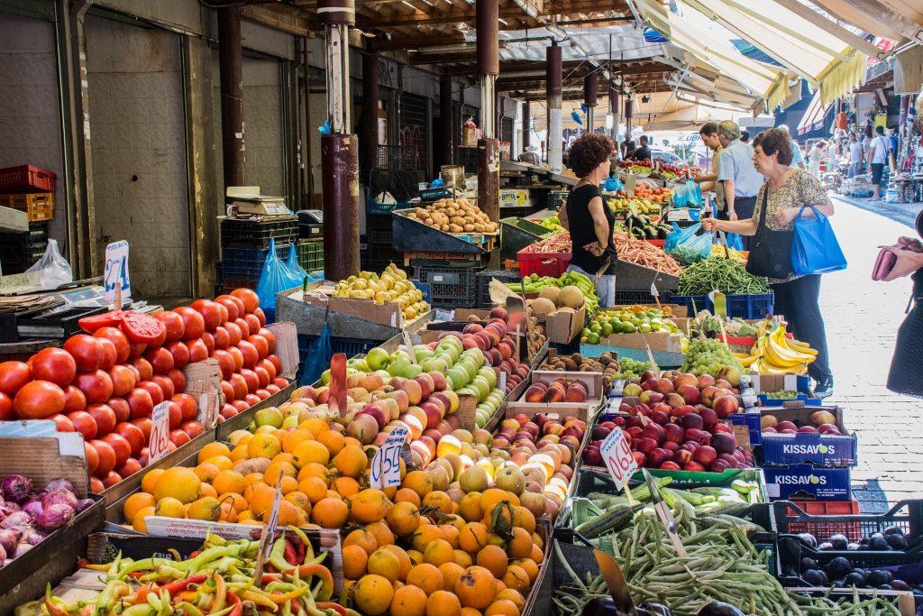 סיור מאכלי רחוב באתונה