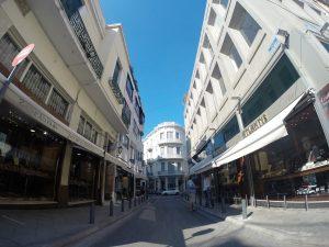 רחוב חנויות ביוון