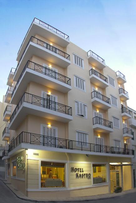 מלון קסטרו בכרתים