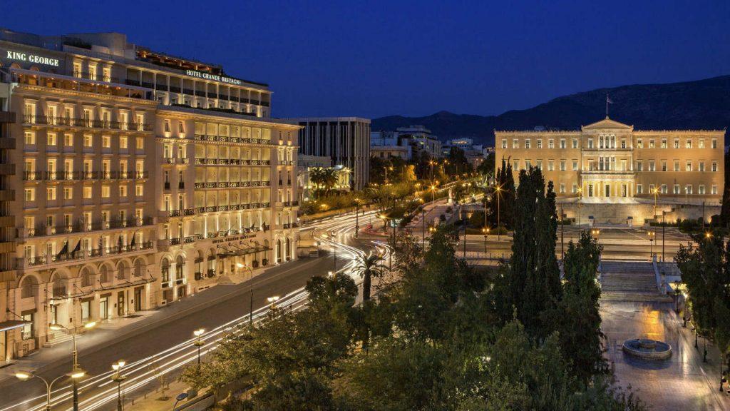 מלון קינג ג'ורג' אתונה