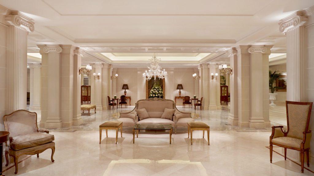 לובי מלון קינג ג'ורג' אתונה