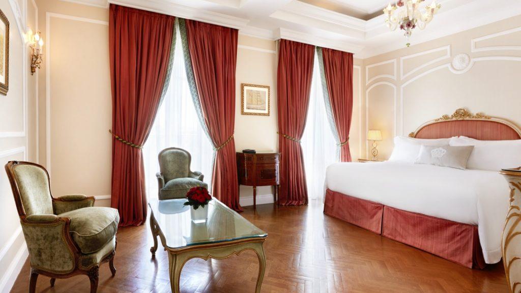 חדר במלון קינג ג'ורג' אתונה