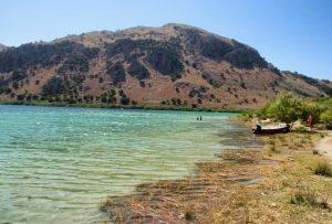 אגם קורנאס בכרתים