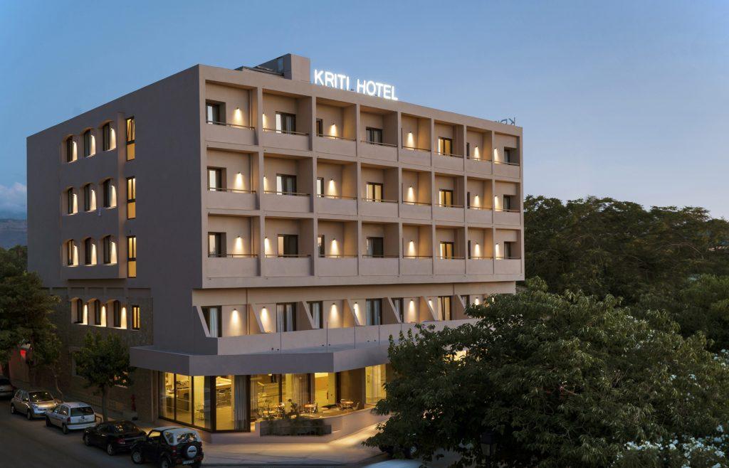 מלון קריטי בחאניה