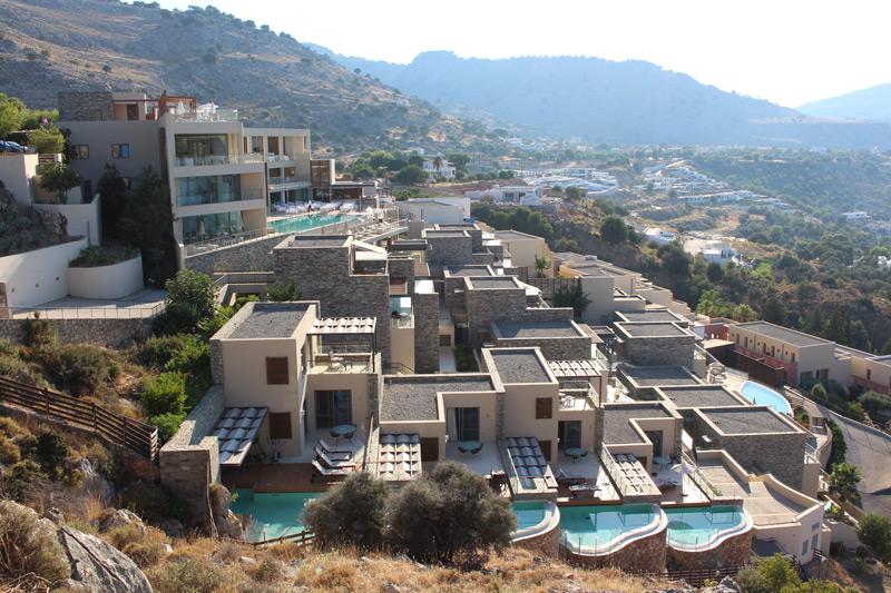 מלון לינדוס בלו ברודוס