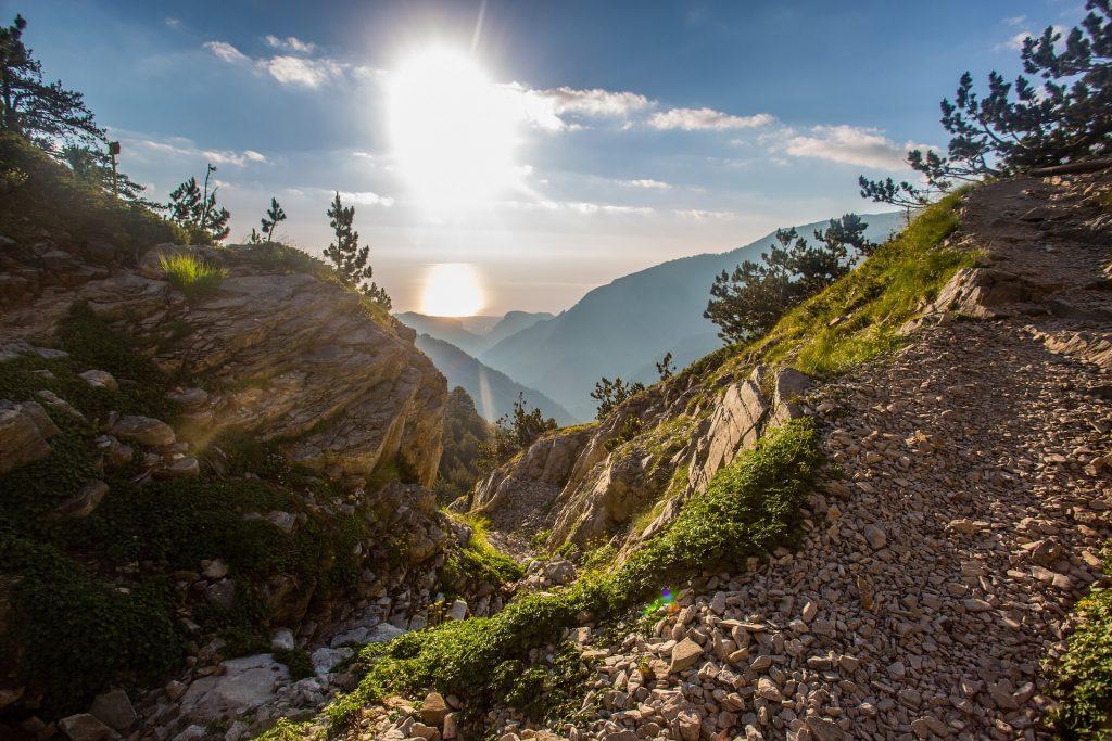 הר אולימפוס יוון