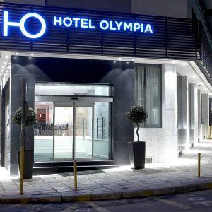 מלון אולימפיה סלוניקי