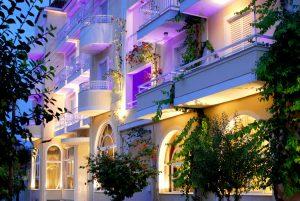 מלון פאלאטינו בזקינטוס