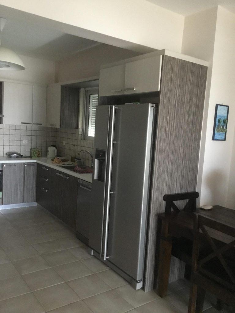 תמונה נוספת של המטבח בקומת הקרקע של הבית