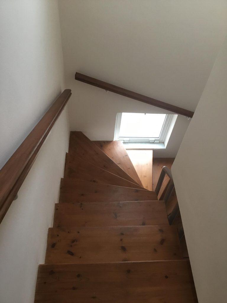 חדר המדרגות בבית