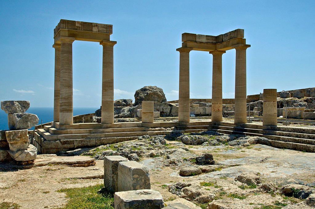 לאי רודוס יש היסטוריה עשירה