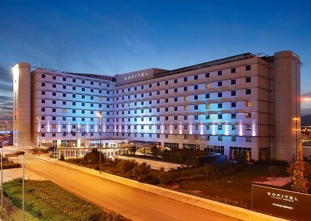 מלון סופיטל אתונה